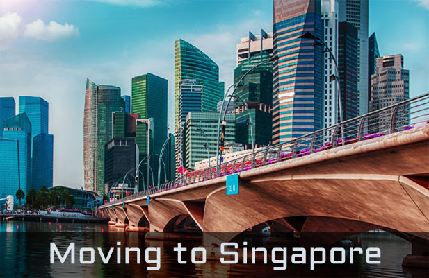 Singapore Here We Come: Moving to a New Country